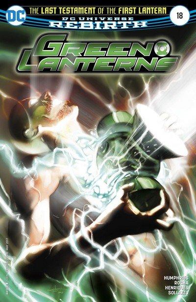 Green Lanterns #18 (2017)