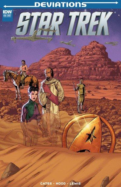 Star Trek – Deviations (2017)