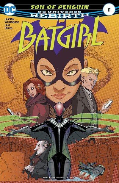 Batgirl #11 (2017)