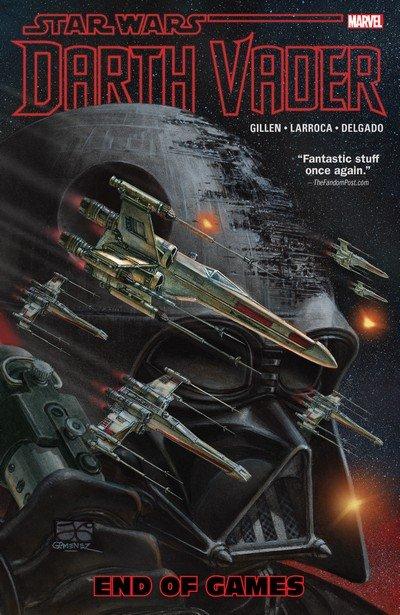 Star Wars – Darth Vader Vol. 4 – End of Games (2016)