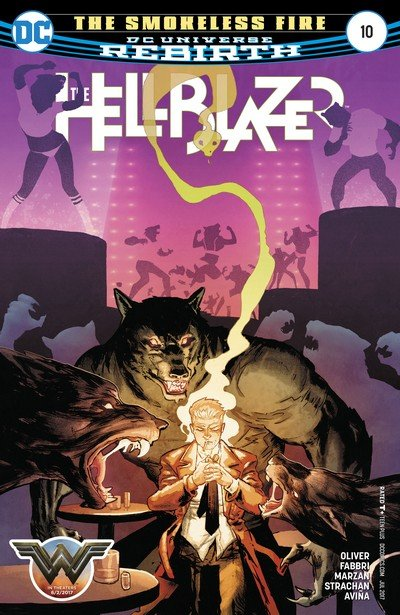 The Hellblazer #10 (2017)