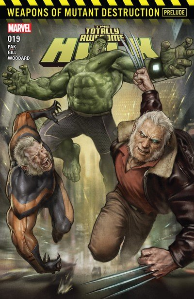The Totally Awesome Hulk #19 (2017)