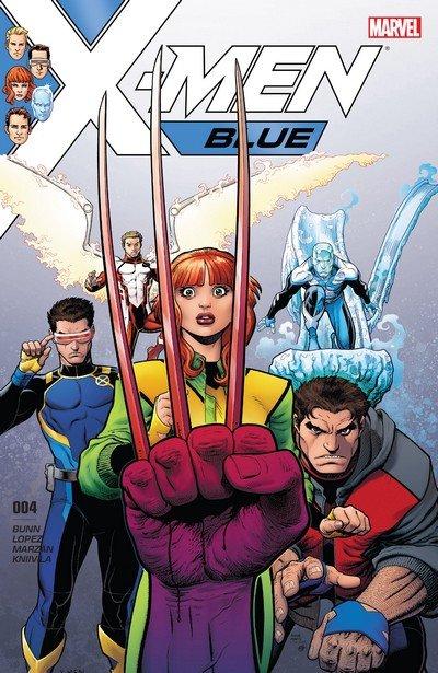 X-Men Blue #4 (2017)