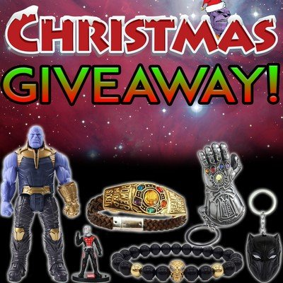 [Giveaway] FREE Avengers Endgame Prize Pack