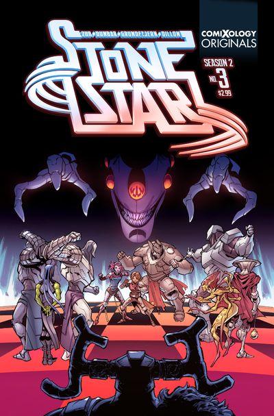 Stone Star Vol. 2 #3 (2021)