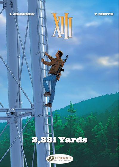 XIII #24 – 2,331 Yards (2021)