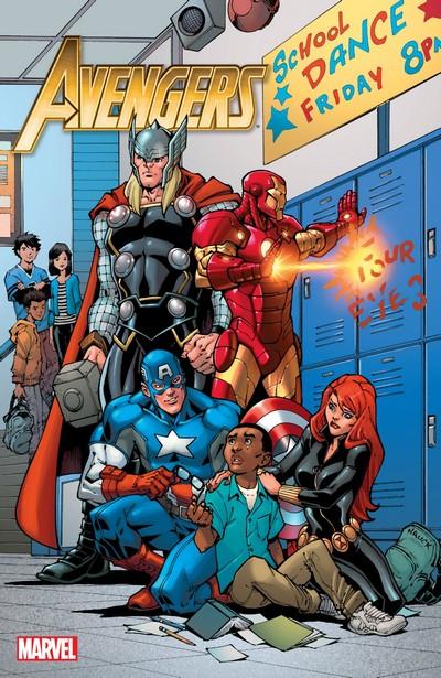Avengers – No More Bullying (TPB) (2015)