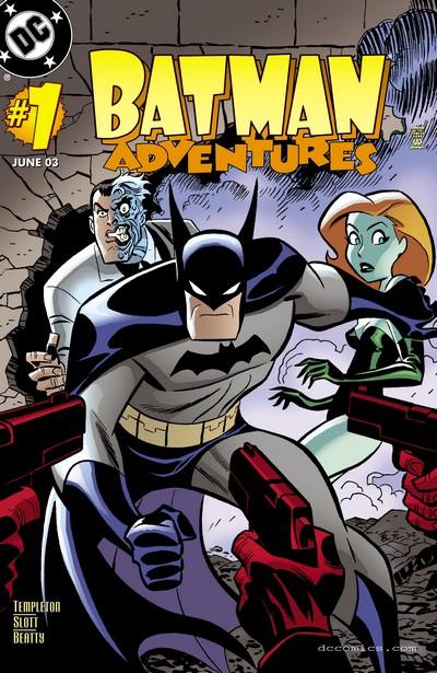 Batman Adventures Vol. 2 #1 – 17 (2003-2004)