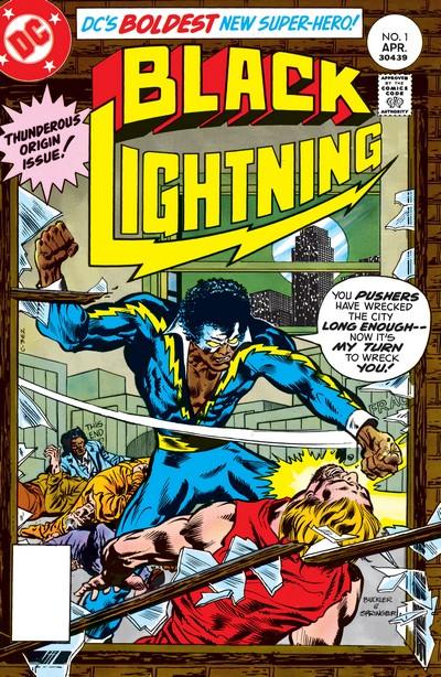 Black Lightning #1 – 11 (1977-1978)