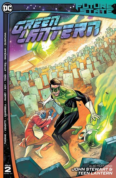 Future State – Green Lantern #2 (2021)