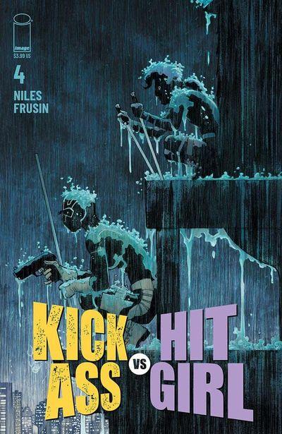 Kick-Ass Vs. Hit-Girl #4 (2021)