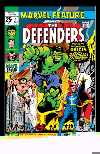 Marvel Feature Vol. 1 – 2 (1971-1976)