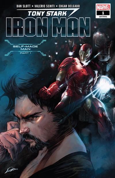 Tony Stark – Iron Man #1 – 19 (2018-2019)