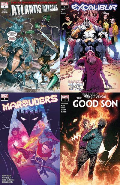 2020.01.22 Marvel Week+