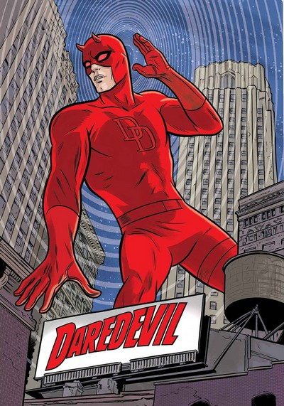 Daredevil by Mark Waid Omnibus Vol. 1 – 2 (Fan Made) (2017-2018)