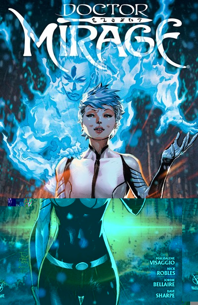 Doctor Mirage Vol. 1 (TPB) (2020)