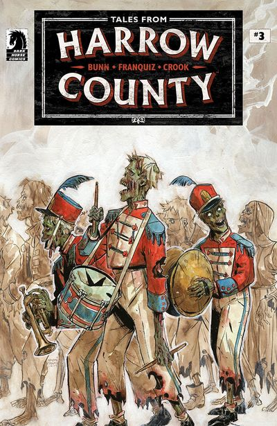 Tales From Harrow County – Death's Choir #3 (2020)