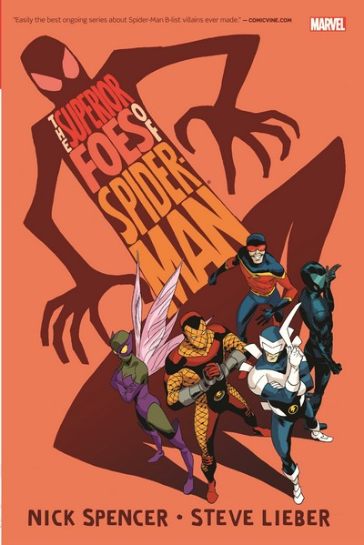 The Superior Foes of Spider-Man Omnibus (Fan Made) (2016)