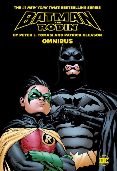 Batman and Robin by Tomasi & Gleason Omnibus (Fan Made) (2017)