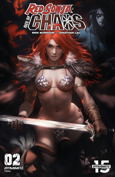 Red Sonja – Age Of Chaos #2 (2020)