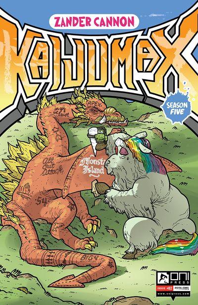 Kaijumax – Season Five #2 (2020)
