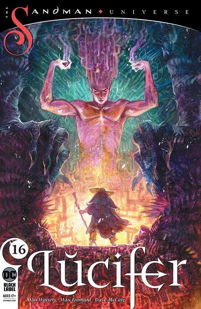 Lucifer #16 (2020)