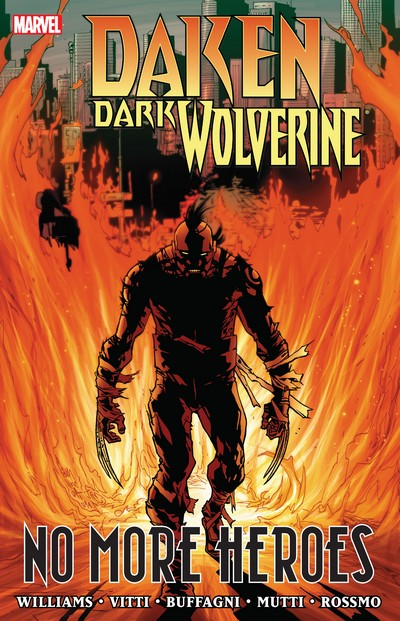 Daken – Dark Wolverine Vol. 5 – No More Heroes (TPB) (2012)