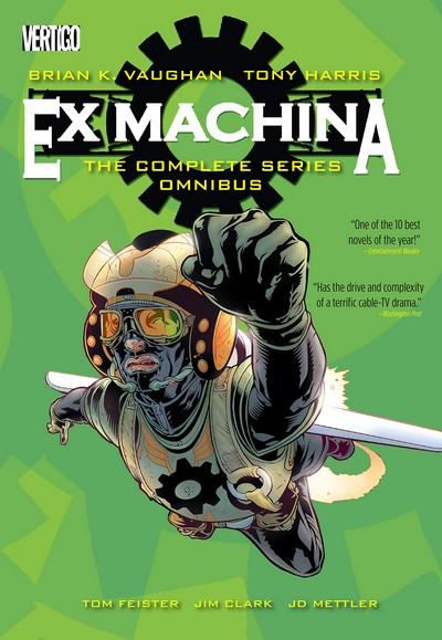 Ex Machina Omnibus (Fan Made) (2018)
