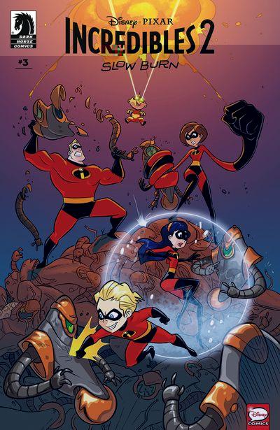 The Incredibles 2 – Slow Burn #1 (2020)
