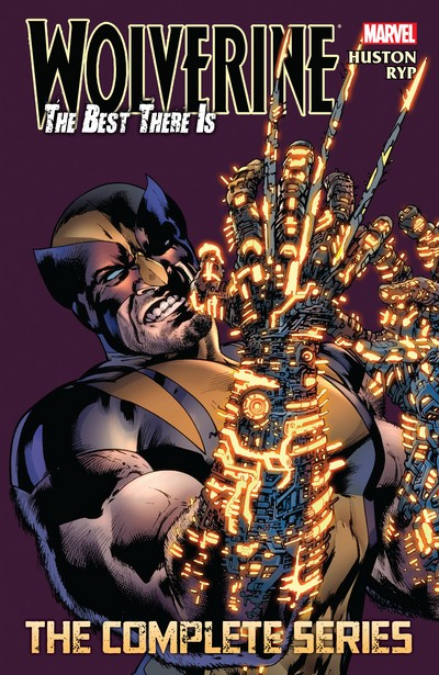 Wolverine – The Best There Is – The Complete Series (2013)