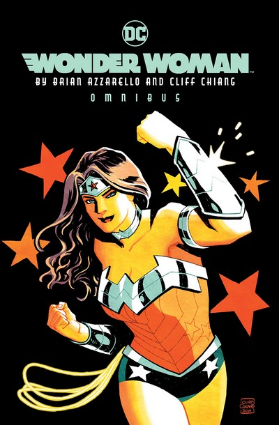Wonder Woman by Brian Azzarello & Cliff Chiang Omnibus (Fan Made) (2019)
