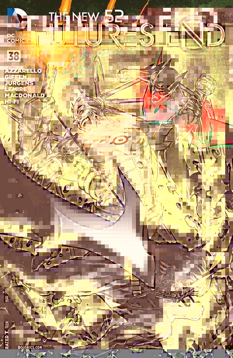 The New 52 – Futures End #038 Free Download
