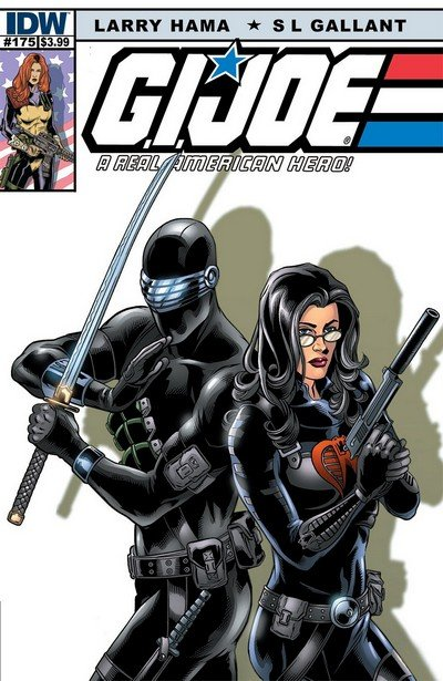 G.I. Joe – A Real American Hero #155.5 – 270 (2010-2020)