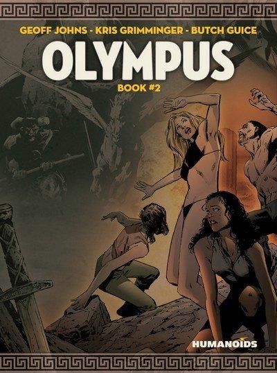 Olympus #1 – 2 (Humanoids) (2015)