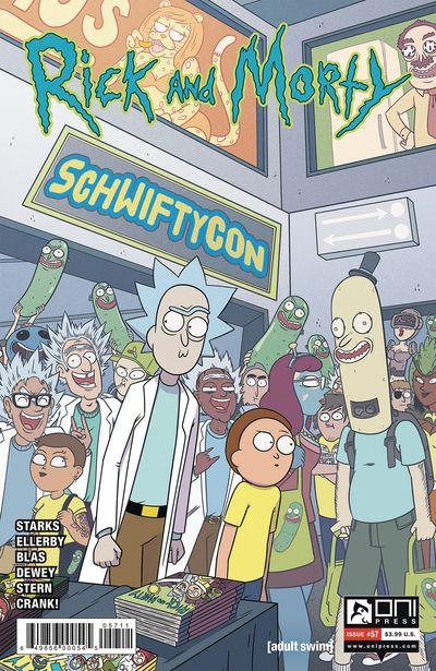 Rick And Morty #57 (2019)