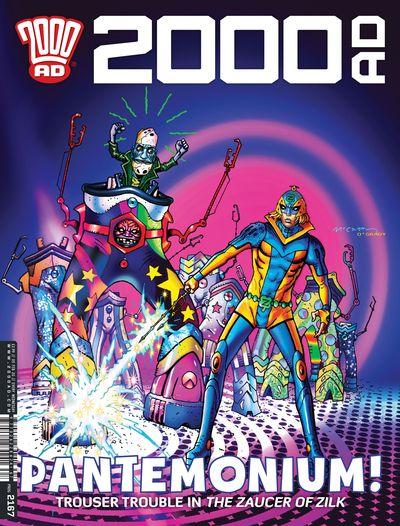 2000AD #2167 (2020)
