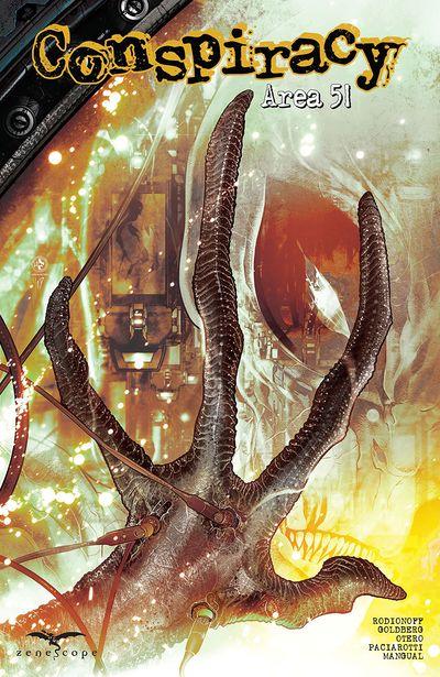 Conspiracy – Area 51 #1 (2020)