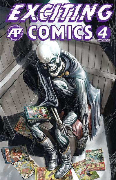 Exciting Comics #4 (2020)