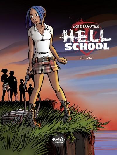 Hell School Vol. 1 – 3 (2019)