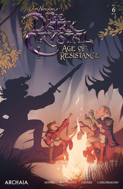 Jim Henson's The Dark Crystal – Age Of Resistance #6 (2020)