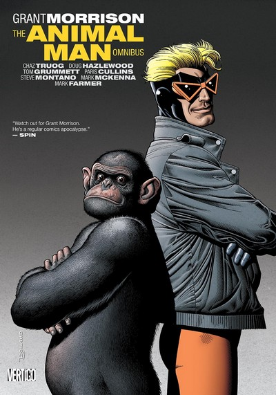 The Animal Man by Grant Morrison Omnibus (Fan Made) (2013)