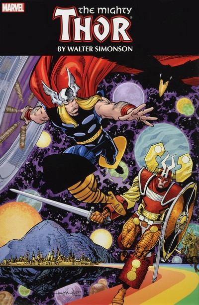 The Mighty Thor by Walt Simonson Omnibus (Fan Made) (2011)