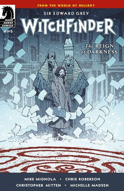 Witchfinder – The Reign Of Darkness #4 (2020)