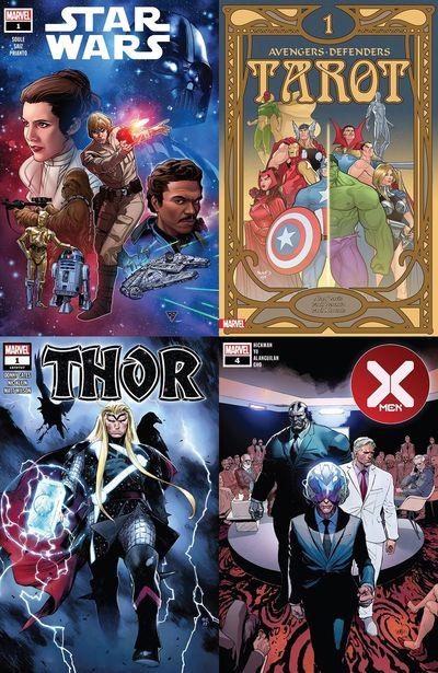 2020.01.01 Marvel Week+