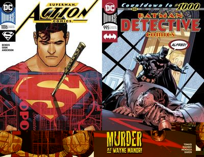 DC Comics Pack 2019 (COMPLETE)