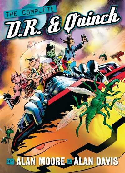 The Complete D.R. & Quinch (TPB) (2010)
