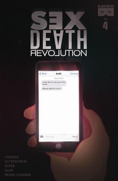 Sex Death Revolution #4 (2019)