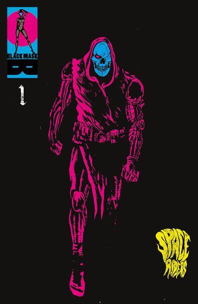 Space Riders – Vortex of Darkness #1 (2019)