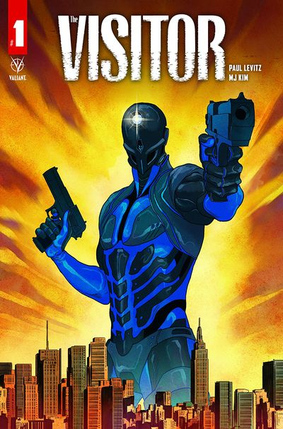 The Visitor #1 (2019)