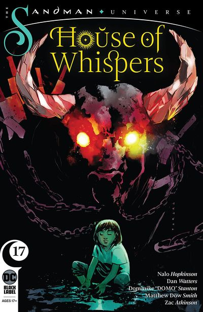 House Of Whispers #17 (2020)